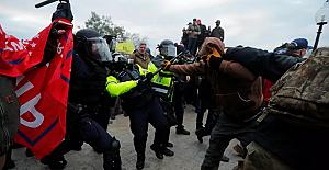 """FBI: """"50 eyaletin kongrelerinde silahlı protesto planlanıyor"""""""