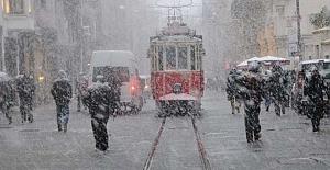 İstanbul 1985 kışını tekrar yaşayacak!