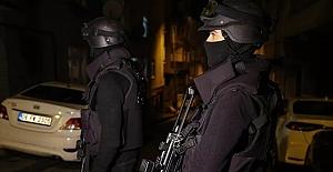 İstanbul'da IŞİD'e yönelik eş zamanlı operasyon