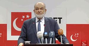 """Karamollaoğlu: """"2018 yılının insanlık için, özellikle vatandaşlarımız için güzel bir yıl olmasını temenni ediyoruz"""""""