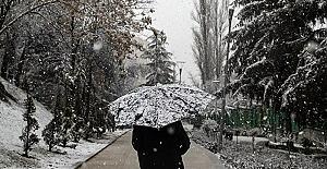 Marmara Bölgesi genelinde 'Lodos kar getirecek' uyarısı!