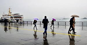 Meteoroloji Genel Müdürlüğü'den Ege ve Akdeniz Bölgeleri için fırtına ve yoğun yağış bildirimi