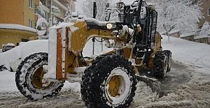 Nilüfer karla mücadeleye hazır