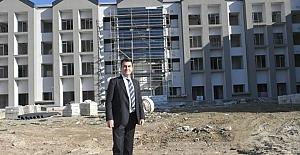 Osmangazi Yaşlı ve Engelli Bakım Merkezi önümüzdeki bahara açılıyor