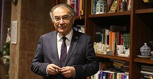 """Prof. Dr. Nevzat Tarhan: """"Pandemi süreci bir fırsat, iyi değerlendirilmeli"""""""