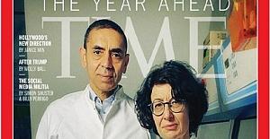 Prof. Dr. Uğur Şahin ve Özlem Türeci bu kez de TIME'da!