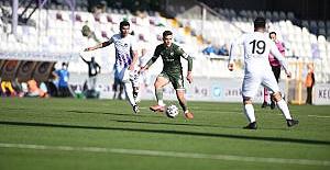 TFF 1. Lig 17. Hafta: Keçiörengücü 0 - 1  Bursaspor