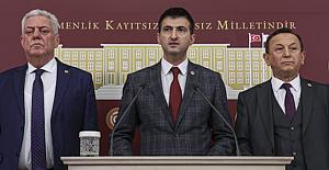 CHP'den Üç Milletvekili İstifa Etti!..
