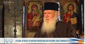 Yunanistan Başpiskoposu İslam'a hakaret etti: Batı Trakya Türkleri sessiz kalmadı!