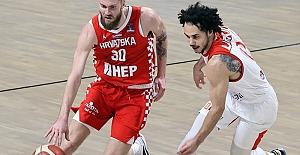 12 Dev Adam, Hırvatistan'ı 84-78 yenerek gruptaki son maçını da kazandı