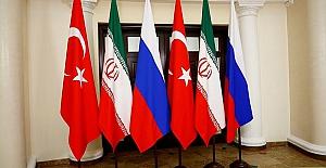 Türkiye, Rusya ve İran'dan Soçi Toplantısı sonrasında müşterek açıklama