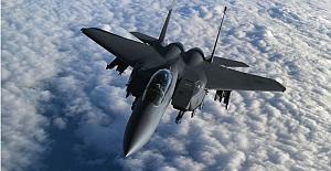 ABD Suriye'de İran destekli milislere hava saldırısı düzenledi.