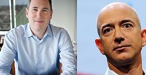 Amazon'un yeni CEO'su Andy Jassy