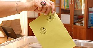 """AVRASYA Araştırma Şirketi Anket Sonuçları: """"Bugün seçim olsa hangi partiye oy verirsiniz?"""""""