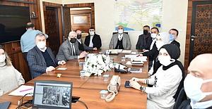 Bursa çevre düzeni planı çalıştayı yapıldı