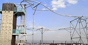 Bursa'da şaşırtıcı yatırım: Adrenalin Bağımlıları için Macera Parkı