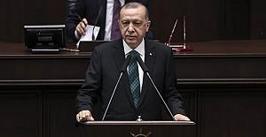 """Erdoğan'dan çağrı; """"Tüm partilerin Anayasa hazırlama sürecine katılmasını tercih ederiz"""""""