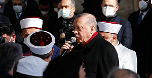 Hadis Alimi Prof. Muhammed Emin Saraç son yolculuğuna uğurlandı