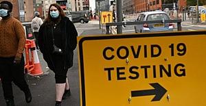 İngiltere'de son 24 saatte Koronavirüs nedeniyle 533 kişi yaşamını yitirdi