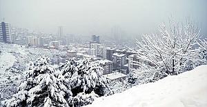 MarmaraveBatı Karadeniz'e yoğun kar yağışı ve fırtına geliyor