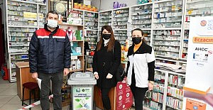 Mustafakemlpaşa'da ilaç toplama kampanyası