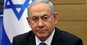 """Netanyahu: """"Biden, eminim ki sıra Ortadoğu'ya geldiğinde beni de arayacak"""""""