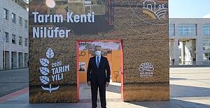 """Nilüfer Belediyesi 2021 yılını """"Gıda Yılı"""" ilan etti"""