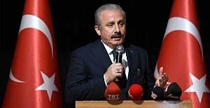 TBMM Başkanı Mustafa Şentop: 'PKK'ya ve bütün iş birlikçilerine lanet, binlerce kez lanet'