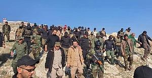 Türk Ordusu'na karşı Haşdi Şabi'nin 10 bin kişilik 3 tugayı Şengal'e konuşlandı!