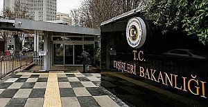 "Türkiye'den Kosova'ya ""Kudüs"" tepkisi"