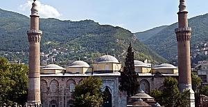 """BURSA ULUCAMİ; """"Osmanlı İmparatorluğu Döneminde Yapılmış Bütün Camilerin Atası"""""""