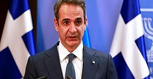 Yunanistan Başbakanı Miçotakis'ten Türkiye ile ilgili skandal sözler