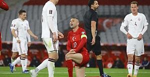 2022 Dünya Kupası Elemelerinde Türkiye 3-3 Letonya