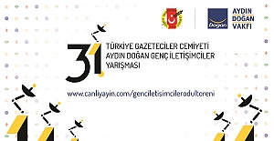 31. Aydın Doğan Genç İletişimciler Yarışması Ödül Töreni
