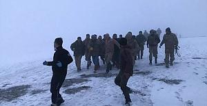 Bitlis Tatvan'da Askeri Helikopter Kazası: 9 Şehit 4 yaralı!..