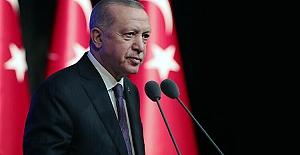 Cumhurbaşkanı Erdoğan '14 Mart Tıp Bayramı'nı kutladı
