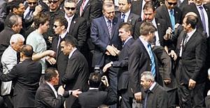 Erdoğan'ın koruma polisi canına kıydı