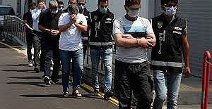 FETÖ'nün Hava Kuvvetleri yapılanmasına operasyonda 11 gözaltı