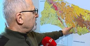 """İstanbul'un iki ilçesi için kritik deprem uyarısı: """"Şu anda bile kayıyor"""""""