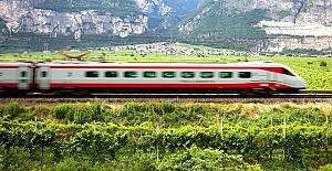 İtalya'da 'Kovid'siz tren' seferleri başlatılacak
