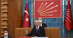 """Kılıçdaroğlu'ndan Bahçeli'ye: """"Açarsın Erdoğan'a telefon, 'Andımız okunmadan bir araya gelemeyiz' dersin"""""""