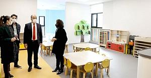 Mudanya 'Zübeyde Ana' Çocuk Akademisi Açılıyor