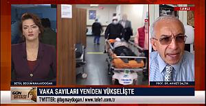 """Prof. Dr. Ahmet Saltık: """"Her gün 400'den fazla insan ölüyor!.."""""""