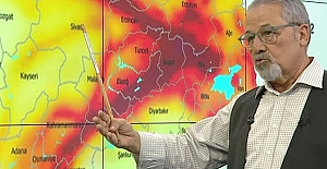 Prof. Dr. Naci Görür'ün deprem paylaşımı korkuttu