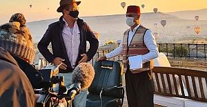 Rüyalar Diyarı Kapadokya, CNN International'da Tanıtıldı