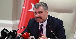 """Sağlık Bakanı Koca: """"Mayıs sonuna kadar 100 milyon doz aşı gelecek"""""""