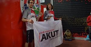 Salon Şampiyonası'nda AKUT, iki kategoride Türkiye rekoru kırdı