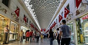 """Tarihi Kapalıçarşı: """"Bursa'nın Bereket Kapısı"""""""
