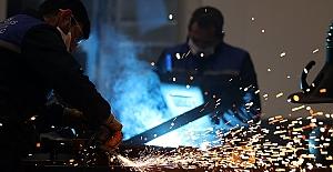 TÜİK: Sanayi üretimi yıllık bazda yüzde 11,4 yükseldi