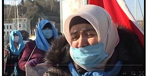 """Türkiye'deki Uygurlar: """"Erdoğan Çin'e 'One minute' demeli"""""""